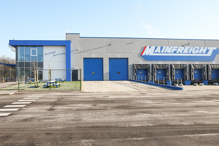 Mainfreight-Genk